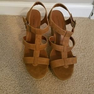 Wedge sandles