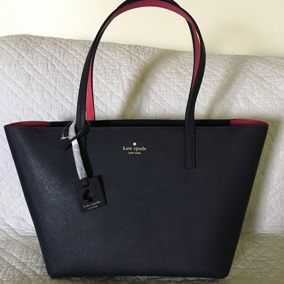 4c3102cba13e Kate Spade Scott s Place Lida Leather Tote