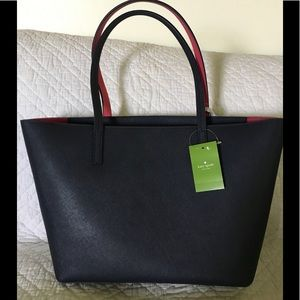 7a53dad0bf40 kate spade Bags - Kate Spade Scott s Place Lida Leather Tote