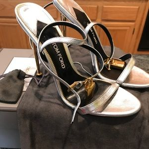 ba206d7a5d5f9 Tom Ford Shoes - Tom ford NAPA SIMPLE STRAP EVENING SANDAL