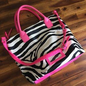FINAL ⬇️NWOT Mondani Zebra Print Handbag
