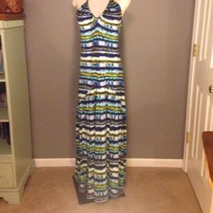 Cynthia Rowley maxi dress like new