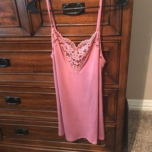 NWT Victoria Secret pink sexy sleepgown