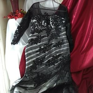 Dresses & Skirts - ON SALE THROUGH THE WEEKEND Evening gown