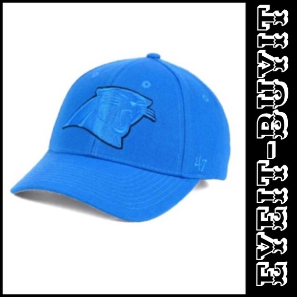 47 Carolina Panthers NFL Double Time MVP Cap 8f5933ce0
