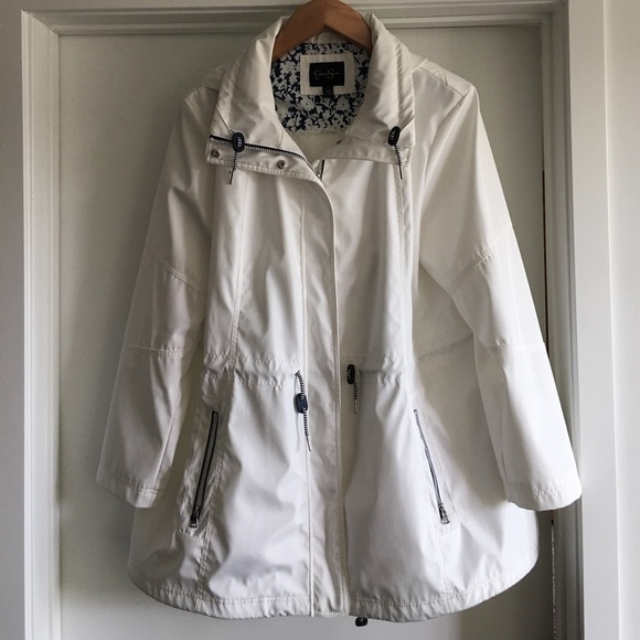 1400831a5509a Jessica Simpson Jackets & Blazers - Jessica Simpson rain jacket /  windbreaker