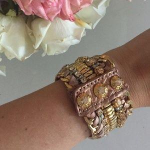 henri bendel Jewelry - Henri Bendel Girlfriend Wrap Bracelet