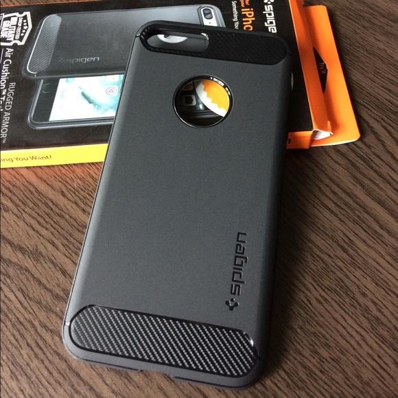 detailing 92aac 56c7f iPhone 7 Plus /8 Plus case Spigen rugged armor NWT