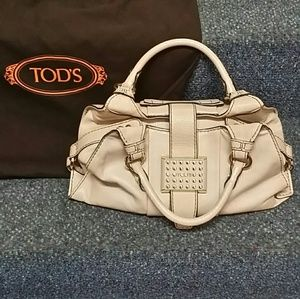 THIS WEEK ONLY PRICE DROP Med tods bag with cover