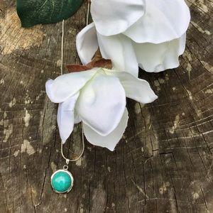 Jewelry - ⚜️Fashion Turquoise Necklace Pendant-Round⚜️