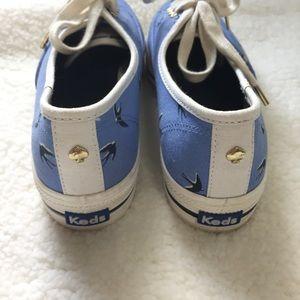 1e158544decb kate spade Shoes - Keds For Kate Spade Triple Kick Swallow Sneakers