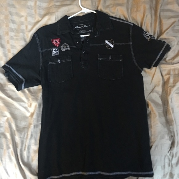 Point Zero Shirts - Men's small polo