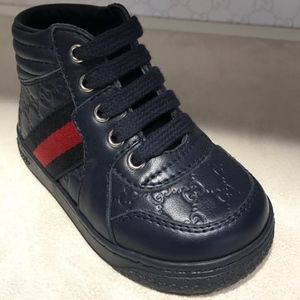 new style d8e41 15638 Gucci Kids. Gucci Kids shoes MicroGuccissima Toddler ...