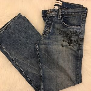 Men's Juicy Couture Bootcut Denim 32