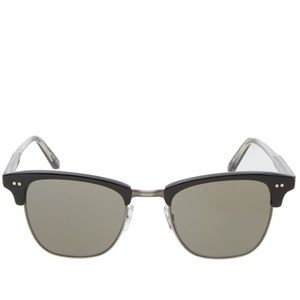 Garrett Leight Lincoln sunglasses club master