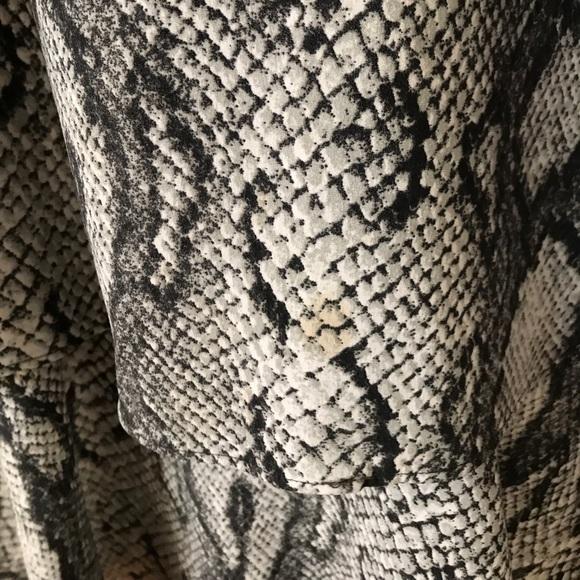 Rachel Zoe Dresses - Rachel Zoe snake print dress