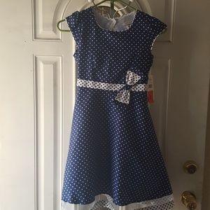 Jona michelle dress GIRL  new tag size 8