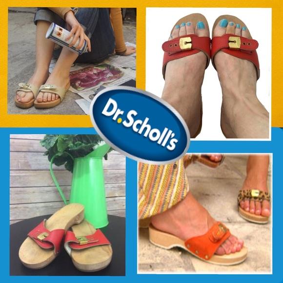 b25bb320ed8b Dr. Scholl s Shoes - Vintage