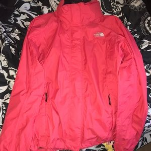 Women's resolve north face