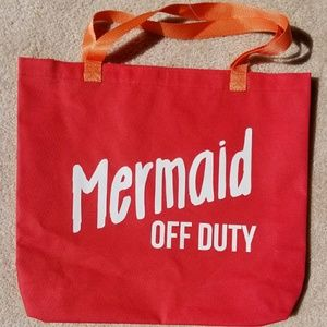 Handbags - NEW MERMAID OFF DUTY Tote