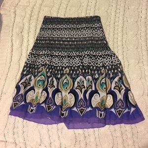 Sunny Leigh Elastic Skirt