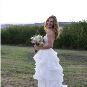 Reem Acra Dresses - Reem Acra wedding dress