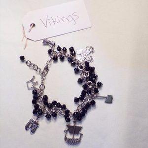 Jewelry - Vikings Inspired Charm Bracelet