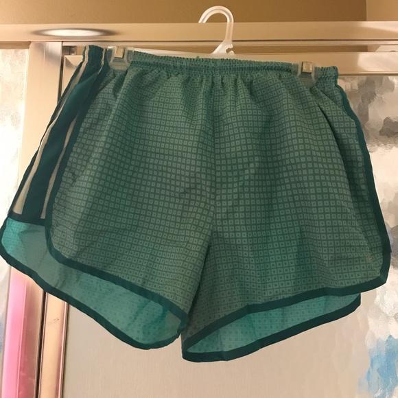 Nike Pants - Nike DRI-fit Shorts in Teal