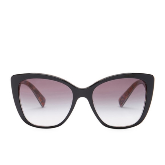 fa9a7cb71a Dolce   Gabbana Cat Eye Acetate Frame Sunglasses