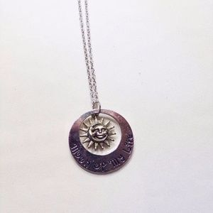 Jewelry - Game of Thrones Moon of my Life Quote Necklace