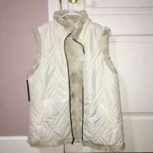 Reversible gullet jacket