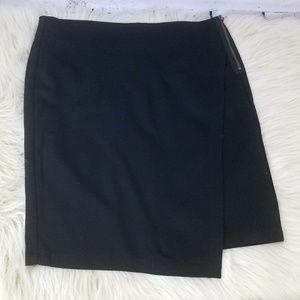 CAbi Women's Black Pencil Skirt