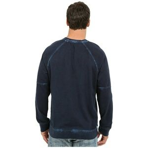 Calvin Klein Jeans Sweaters - Calvin Klein Cold Pigment Dye-Striped Sweatshirt