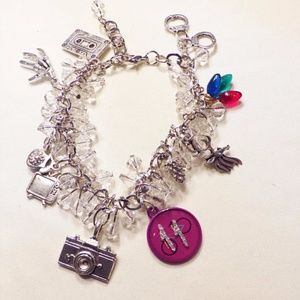 Jewelry - Stranger Things Inspired Charm Bracelet