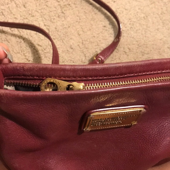 f4ac696903 Preloved Marc by Marc Jacobs side bag. M_59aa3a1cd14d7b0233006096