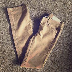 Ann Taylor LOFT soft courtory jeans
