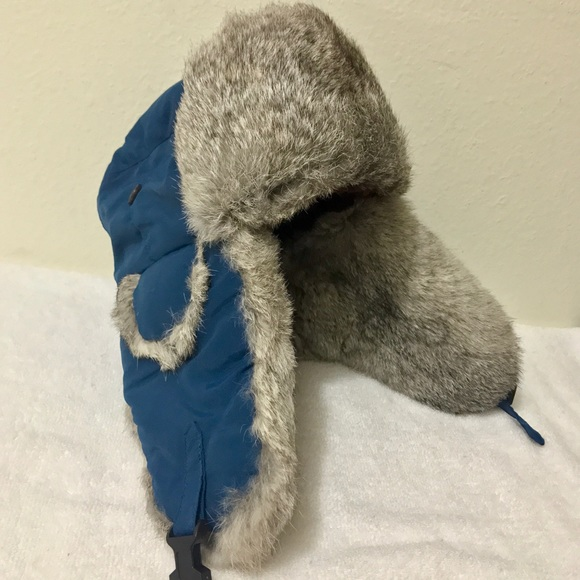 be76184934416 Woolrich Rabbit Fur Trapper Hat! M 59aa42acf0137d5113006346