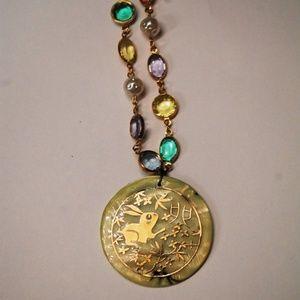 Jewelry - Chinese Zodiac Rabbit Necklace