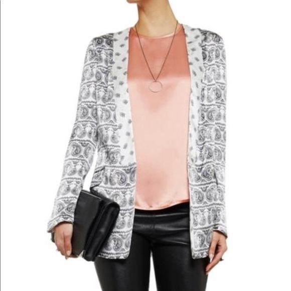 Balmain Jackets & Blazers - 🔥SALE🔥Balmain Silk Reversible Blazer