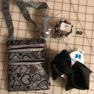 Other - Cross body goodie bag