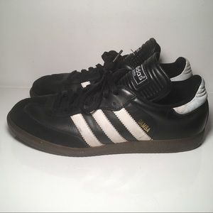 53000b91490a4a ... Black Sole Size 9 20e24  buy popular adidas Shoes - Samba classic  indoor soccer shoe 42cf9 ef1d4 ...