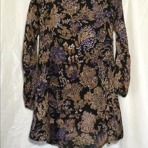 009c6bc0c5 Mes Demoiselles Dresses - Mes Demoiselles Paris floral hi lo tunic dress 38