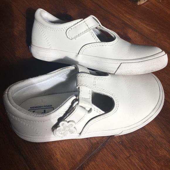 Keds Shoes | Keds Girls M White Daphne