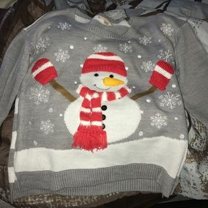 Sweaters - Snowman Holiday Sweater
