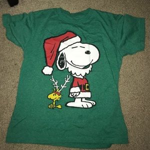 Tops - Snoopy Holiday Shirt