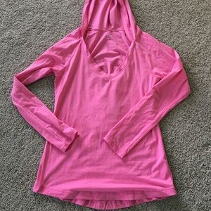 Pink Z by Zella hoodie
