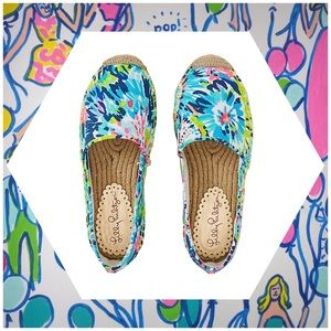 Lilly Pulitzer Dive-in Espadrilles