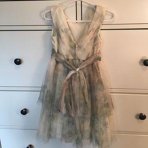 d326e4845ae Jenny Yoo Dresses - Jenny Yoo  Etsy - Vintage Floral  Tulle Dress
