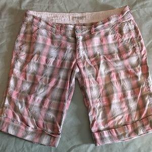 [HOLDING] Abercrombie Pink Plaid Madras