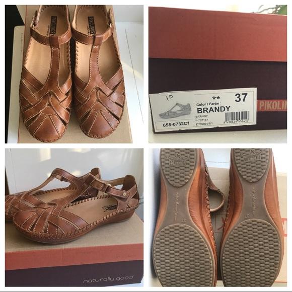 e86c401811f2a PIKOLINOS Shoes | Puerto Vallarta Womens Sandal Size 37 | Poshmark